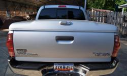 Bought new in 2008 at Travelier Fits 05-16 Toyota Tacoma Double cab silver color like new