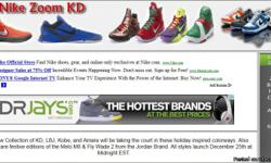 Are You Looking for the New Nike Zoom KD? You can buy them here at: http://www.buynikezoomkd.com Nike New Collection of KD, LBJ, Kobe, and Amare will be taking the court in these holiday inspired colorways. Also launching are festive editions of the Melo