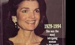 Jackie Kennedy, A Memembrance of A Great Lady She was the most intriguing woman in the world. More than 150 memorable photos from 1929-1994. Ladies Home Journal Special, 1994. Used: Magazine 1994 - Good Condition$6.99 Buy now