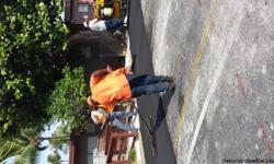 Asphalt paving maintenance, sealcoating, line striping, concrete services