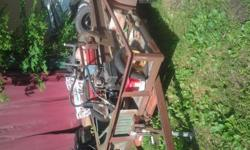 Autel auto scanner all adapters , new 2013, gave $1500, nego.on price. two trailors (5by10@6by8) logsplitter, gas powered built heavy duty, snapper LT16 lawn tractor, hydrostat, 18hsp kohler, Ask for prices or makeREASONABLE offers