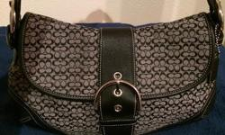 **NEW WITHOUT TAGS!** LARGE COACH BUCKLE PURSE *BEST OFFER TAKES IT!!* FOR MORE INFO CALL OR TEXT!