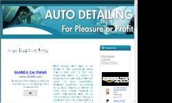 Learn More About How It's Done http://www.only-and-about.com/auto-detailing How to Detail Your Car Yourself Interior Auto Detailing: Efficient Cleaning Tips How to Detail Your Car Professional Auto Detailing Checklist Car Engine And Compartment Detailing