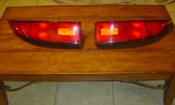 2002 Mitsubishi tail light .left/right. very good condition.