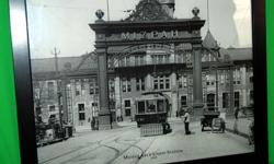 AWESOME ? Office Picture (B&W Mizpah Arch Union Station - 1909) Black and White Framed Photo Frame Size 22? x 18? Picture Size 19 ½? x 15 ½? ?Mizpah Arch Union Station? - 1909 Asking $50.00 Paid well over $100.00 for Print and Framing For more info please