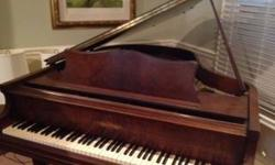 Piano made in 1934 Located in Bidwell OH Needs tuned...dark wood in good condition. It was our grandmothers and need to sell because we are remodeling.
