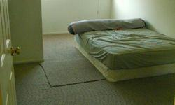 I have one private nice & clean roomlocate at baldwin park (close by 605 & 210fwy)for rent with one seperate bathroom (your own bathroom). Also with one full size bed and utilitiesincluded, free Wi-Fi internet. **THIS ROOM