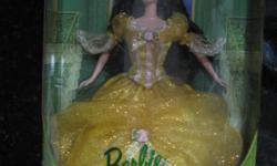 Collector Edition - Barbie as Beauty from Beauty and the Beast - still in box perfect condition