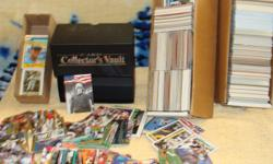 lots of cards some tops nfl rookie cards IN NEW CONDISTION over 200 cards