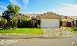 Lovely 3 bedroom plus den house in Salida Del Sol. Very well kept and clean. It has a huge master bedroom with his and hers sink and a big walk in closet. Looking for a 1 year lease, located in the city of Coachella. Asking $1,300 a month. Located in