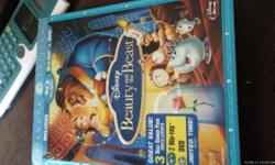 Never opened beauty and beast hard to find