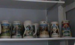 All sorts of collectibles and antiques. Jewelry, Beer steins, 1st. Furby's in box, Dolls, Sports cards, Pictures, Native American Items and Lithographs, and sooooo much more. --