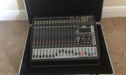 Excellent condition! Comes with a case on wheels. Also selling 4 Ev zx1-90 speakers for $150 each firm. All together for $1100 firm. Sold as is no warranty. Strictly cash and carry only. Don't waste your time asking for my name address or any other