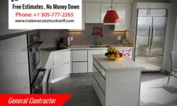 General Contractor leads the team and do the best work with the team. A General Contractor is responsible for the entire construction work. General contractor can manage the team of electricians,carpenters and plumbers etc.