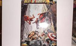 The Best of Marvel '96, Paperback Book, 1st printing, 1997!! Collected here are the very Best Marvel Stories of 1996, chosen by the Writers, Editors and Artists who created them! All of Marvel's Best & Brightest are here: The Avengers, Wolverine,