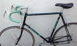 very nice. BIANCHI. Road bike ..in very good working condition . Clean frame. Equipped with full shimano 105 .12. ..speed. Tires. 700 ...frame. 62. CM .price $340 .questions call or text (213)-842-42-54