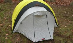 Bibler Ahwahnee 2-person tent w/vestibule, $450. In excellent condition. Best single-wall tent on the market. Original Bibler yellow. Also settling BD Black Prophet technical ice tools, $275 for the set, bent shaft; AerMet picks, brand new, $200 for the