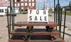 Big Warehouse Sale: Surplus Equipment, Tools, Antiques, Collectibles, Household Items, Nuts & Bolts, Tires, Rims, Wheels, Many Other Items. Thursday, Friday, and Saturday May 1st, 2nd, and 3rd 9AM to 4PM each day Atlas Pickers 1061 Allen Street Jamestown,