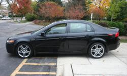 2004 Acura TL fully loaded Sedan, 64,000 miles, black/black, automatic trans, non- smoker, no odors, no stains, no pets, good rubber, oil & filter just replaced, no service due or warnings lights on === Please email at: debra.waltz10@gmail.com  or