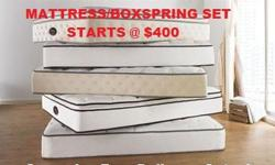 HUGE MATTRESS SALE EVENT SALE GOING ON NOW UNTIL THE NEW YEAR. PLEAE CHECK PICTURES FOR PRICING. FREE SAME-DAY DELIVERYIN DADE, BROWARD, PALM BEACH OPEN 7DAYS/WK. --
