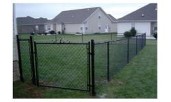 Total Footage: 196ft 23 Poles with nuts/bolts and fence cords Black Vinyl Chain Link 4' 2 gate openings 4x4 Jonesboro/Stockbridge Area (31 miles south of Atlanta) $750 OR BETTER OFFER (originally priced at $1700) Fence has been dismantled and is ready for