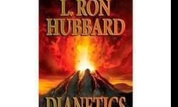 "with this EXPLOSIVE bestseller. DIANETICS: THE MODERN SCIENCE OF MENTAL HEALTH ""Dianetics is an adventure. It is an exploration into Terra Icognita, the human mind, that vast and hitherto unknown realm half an inch back of our foreheads."" L Ron Hubbard"