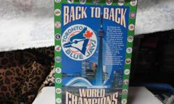 Blue Jays Back to Back Wins. Kellogs cereal. call 561-274-1053 BOX NEVER OPENED...