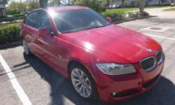 BMW 328 i - x drive - 2011 - $18,900 like new, excellent interior, runs great, new tires; automatic transmission, fully loaded; you will love it; call 727 410 3156 for info or test drive.