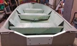 14 foot gamefisher aluminum haul, very good condition. Looking for new home!!!