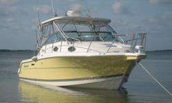 Boat for Sale 2005 Wellcraft 290 Coastal Fully Loaded, well-kept and in Great Condition. Original Owner, and Dry Stored. Excellent for Fishing and Cruising. Power: Upgraded and modified Twin 225 HP Yamaha 4-Stroke engines