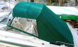 We make custom canopy boat tops, motorboat and sailboat dodgers, mooring covers, bimini tops, enclosures, custom covers for outdoor cook centers, furniture, A/C units, compressors, snow plows and just about anything you need covered. We also make