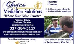Boundary Claim, Case or Complaint - Call Choice Mediation Are you having to deal with a neighbor at work or at home about boundary lines or complaints of what you should or should not be able to do at your own home. Tired of the comments, letters,
