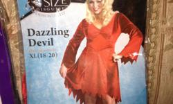 Brand new Halloween costumes in original packages, prices range from $35-$95, asking $20.00 each. View costumes, sizes Large & Extra Large. Also, brand new wigs for sale $10.00 each.