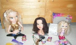 Bratz Magic Hair Funky Fashion Makeover Bratz 4 Fashion Funky Fashion Makeover Diva Starz Alexa Interactive Doll