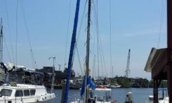 This is a Bristol sail boat ready to sail around the world, it is complete and all new stuff, just about everything new,, put more than 50 K into boat. FL tags and beautiful Has a one of a kind dinghy and new motors made for the Sea Central Air, New