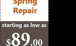 Searching for the available discounts on broken garage door springs Charlotte? Consult @ (844) 326-6415, Charlotte Garage Door Specialists, a renowned company in the North Carolina suburb proving an offer on spring repair starting with $89.00. Business
