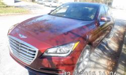 2015 Hyundai Genesis 3.8 Only 5000 Miles. Runs Excellent and fully loaded with Luxuries. This car has every luxury that is needed in a modern Luxury Sedan. It's a classic. Interested and Motivated Buyers. Asking $28,999 Click To View Inside &