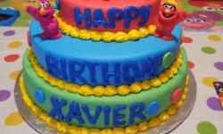 I can do different types of Cake Pops for Parties If you have a big order then I can bring down the price of the Cake Pop. It depends on what you want. SESAME STREET CAKE: STARTS OFF AT $175.00 DEPENDING ON SERVINGS NURSE CAKE: STARTS OFF AT $80 DEPENDING