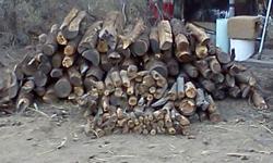 FIREWOOD 1Bundle(9-10 pounds)  $ 5.00 5 Bundles(5 hr burning time)$20.00  -- {Pine &