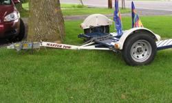 This dolly is in like new condition with less than 4000 total miles. This is a must see, check out the photo's.