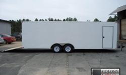 Stock #: CUSTOM ORDER Serial #:ORDER Description ::::::>  Colony cargo is proud to offer this all tube frame car hauler at a bargain price. Our all tube frame trailers are true commercial grade.combine all tube