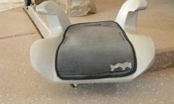 Evenflo Booster car seat. Very sturdy/kid friendly. Gently used.