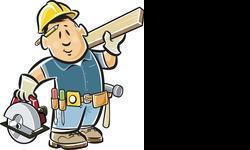 > Hi Folks, We are a (Fully-Insured) Extremely Experienced Professional Carpenter Team. We pride ourselves on doing each and every job at hand with the very best quality work, in a timely manner, with nothing less than a complete and total customer