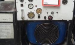 Steamway 2001 powermatic. 4.5 Blower, 23 HP kohler motor, Cat 35 pump, Diesel fired burner,100 gal waste tank. Machine runs good. Can see run on shop floor. 5000.00 OBO