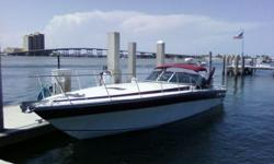 Striking Classic total refit in 2008 fish in pure luxuty only 234 hours on twin Caterpillar Turbo Diesels see at www.cary45.com