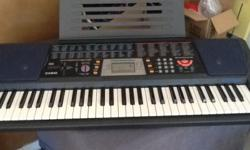 CASIO KEYBOARD WITH ADAPTER ORBATTERY. CAN BE CONTACTED BY PHONE OR TEXT. 347-962-7746