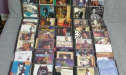 Country music cds for sale $3.00 each I have 50 to sell. All are in excellent shape. I will sell all 50 cd's for $50.00at once or$3.00 each single.