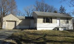 6931 Jackson Ave, Kansas City, MO 64132. Listing Price: $17,000.00 Built in: 1955 Square Feet: 1,044 Bedrooms: 3.0 Bathrooms: 1.0 Taxes Half: $247.92 Garage Details: 1 Car Basement Details: Unfinished Patio Deck Details: Large back porch Heat Type And