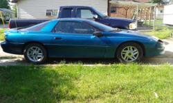 I have a 1994 Chevrolet Camaro 3.4L engine automatic transmission needs a new driver side door and needs transmission repairs. The interior is in fair condition due to cheap GM prices of materials. All other issues are manufacture defaults. Wanting $1,500