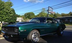 1969 CHEVROLET CAMARO RALLY SPORT MATCHING #S 327 POWER STEERING POWER BRAKES RARE ORIGINAL COLOR COMBO MINT SHOW CONDITION BEAUTIFUL IN AND OUT FRAME/FLOORS/TRUNK ALL MINT !!! IM SELLING MY 1969 REAL RS CAMARO, WITH ORIGINAL 327 MOTOR ,AUTO